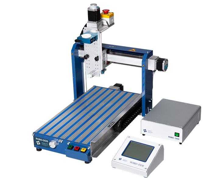 ROBO-DOS Robotersystem Giebler